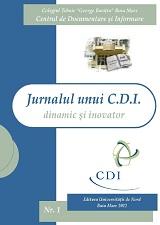 Jurnalul unui CDI - nr01